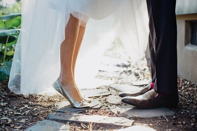 Cinderollies | Bridal Party Ballet Flats