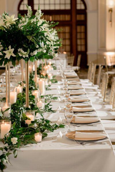 Lanson B. Jones & Co. Floral + Events