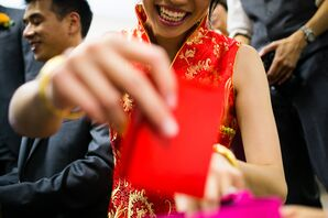 Traditional Chinese Reception