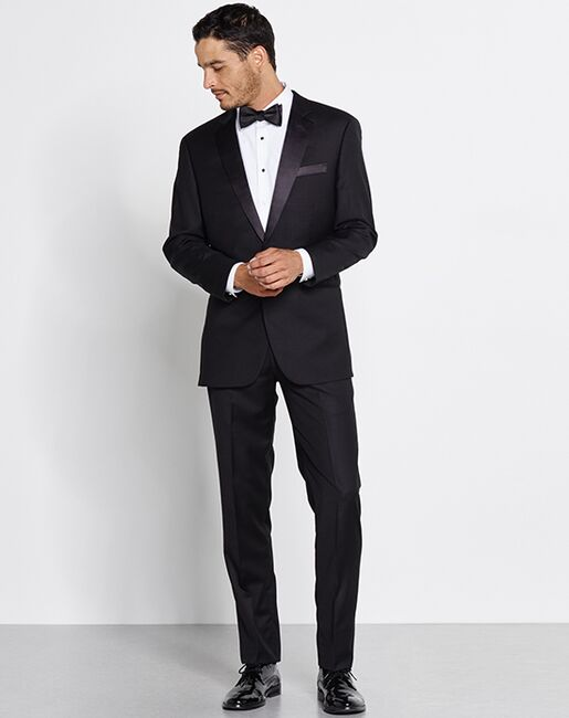 The Black Tux The Broadway Outfit Black Tuxedo
