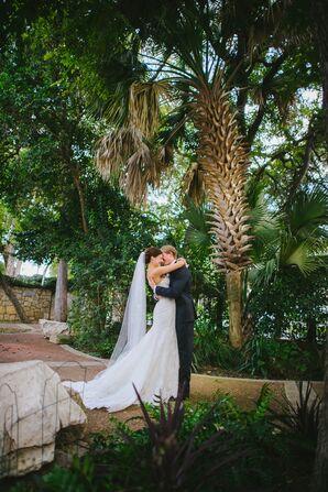 Trumpet-Style Martina Liana Wedding Dress