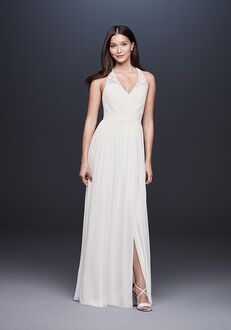 David's Bridal DB Studio Style SDWG0739 A-Line Wedding Dress