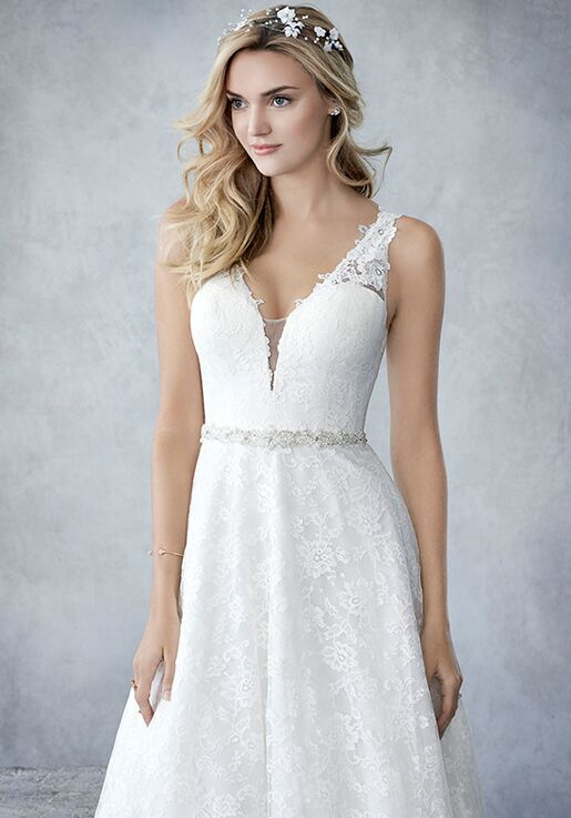 659c57641131 Kenneth Winston  Ella Rosa Collection BE440 Wedding Dress - The Knot