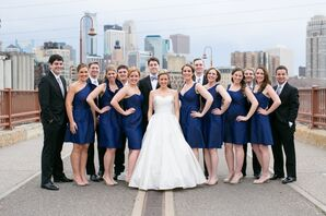 Groomsmen and Bridal Party