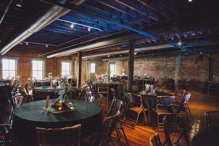 Rogers and Baldwin Historic Venue Reception