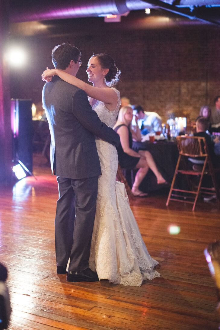 Kira and Kyle First Dance
