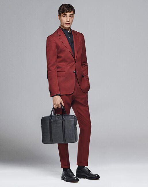 BOSS 50401575 Red Tuxedo