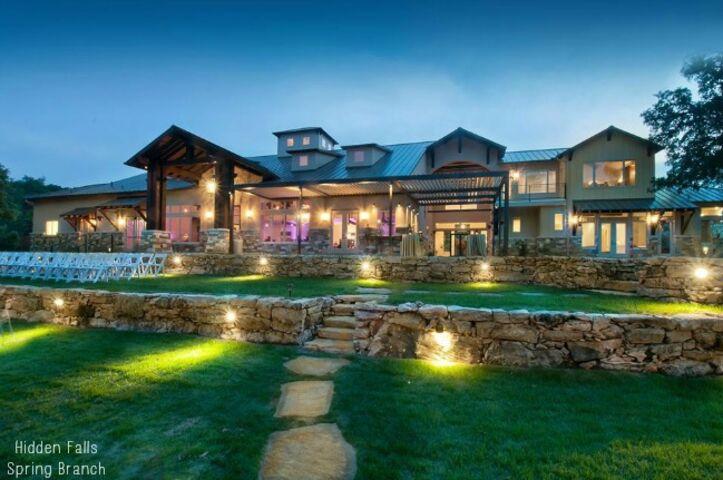 Walters Wedding Estates San Antonio Venues Spring Branch Tx