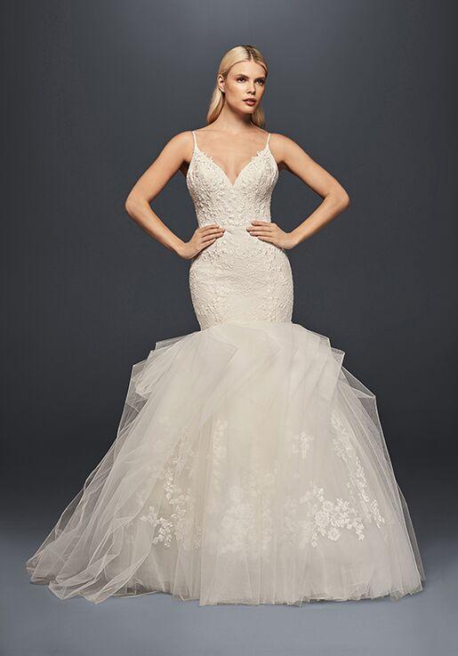 Truly Zac Posen At David S Bridal Style Zp341708 Mermaid Wedding Dress