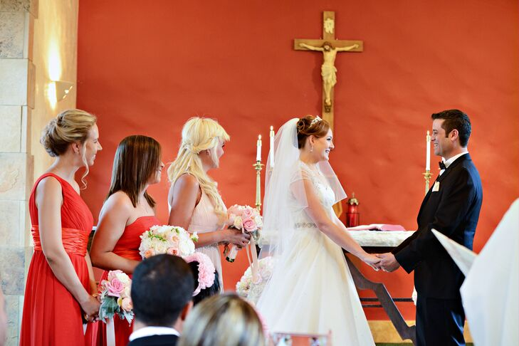 Minturn Chapel Ceremony