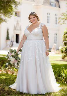 Stella York 6391 A-Line Wedding Dress