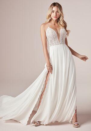 Rebecca Ingram NICOLE Sheath Wedding Dress