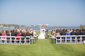 Wentworth by the Sea Outdoor Ceremony