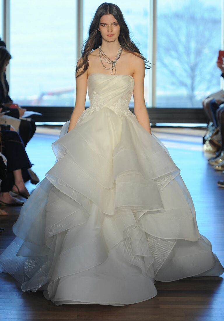 Rivini Spring 2017 Collection: Bridal Fashion Week Photos