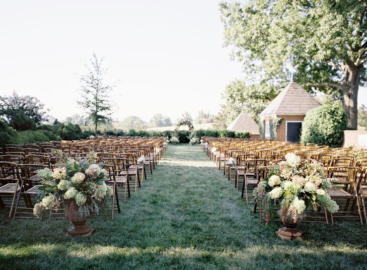 Easton Events Wedding Ceremony