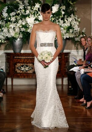 Romona Keveza Collection RK354 Mermaid Wedding Dress