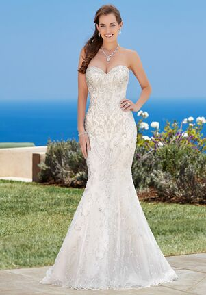KITTYCHEN Couture TATIANA, K1734 Sheath Wedding Dress