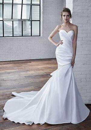 Badgley Mischka Bride Cecilia Mermaid Wedding Dress