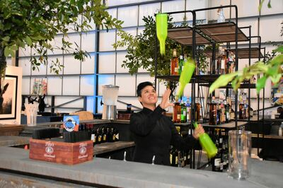 Excel Pours Bar Catering