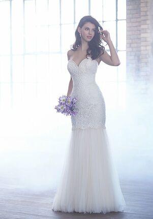 Madison James MJ161 Sheath Wedding Dress