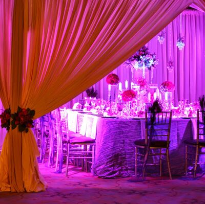 PA. Wedding Tent and Duffy Event Design
