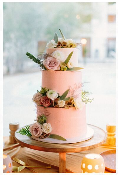 Wedding Cake Bakeries In Los Angeles Ca The Knot