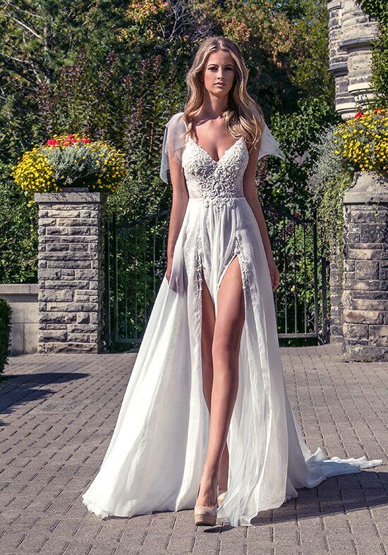 Calla Blanche 18129 Charlotte Wedding Dress The Knot