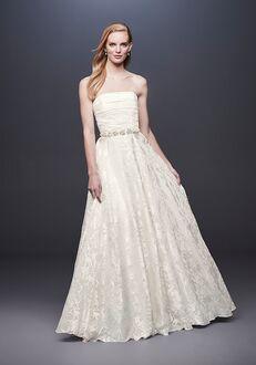 David's Bridal David's Bridal Style NTWG3907 Ball Gown Wedding Dress