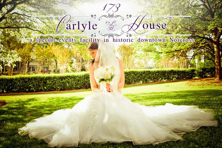Carlyle house historic park wedding invitations