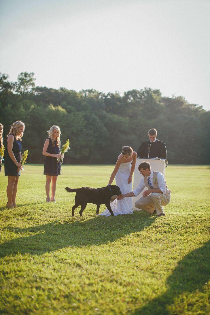 Jenna and Zach's Intimate Farm Ceremony
