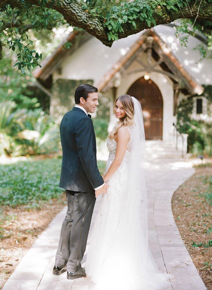 The Cloister At Sea Island In Georgia Is A Fantastic Destination Wedding