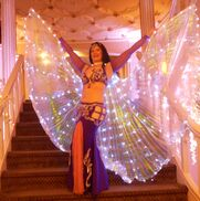 Garden City, NY Belly Dancer | Sabrina Mevlana Belly Dancer and Instructor