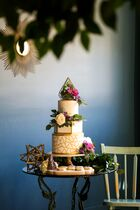 The Topiary Cake Design