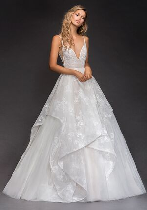 Hayley Paige 6811-Kellan Ball Gown Wedding Dress