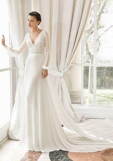 Rosa Clará Couture MARZO Sheath Wedding Dress