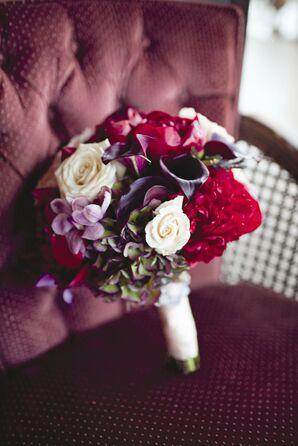 Rich Bridal Bouquet
