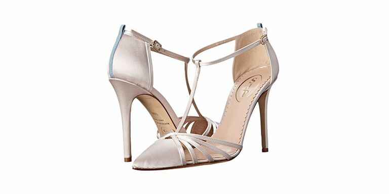 247d74060a26 Sarah Jessica Parker Talks Her SJP Wedding Shoes Collection