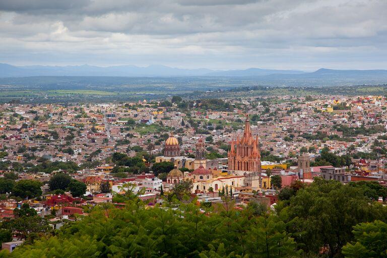 Mexico wedding destination: San Miguel De Allende