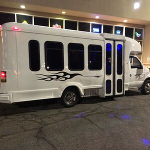Denver, CO Party Bus | City Streets Transportation