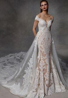 Badgley Mischka Bride Dessie Mermaid Wedding Dress