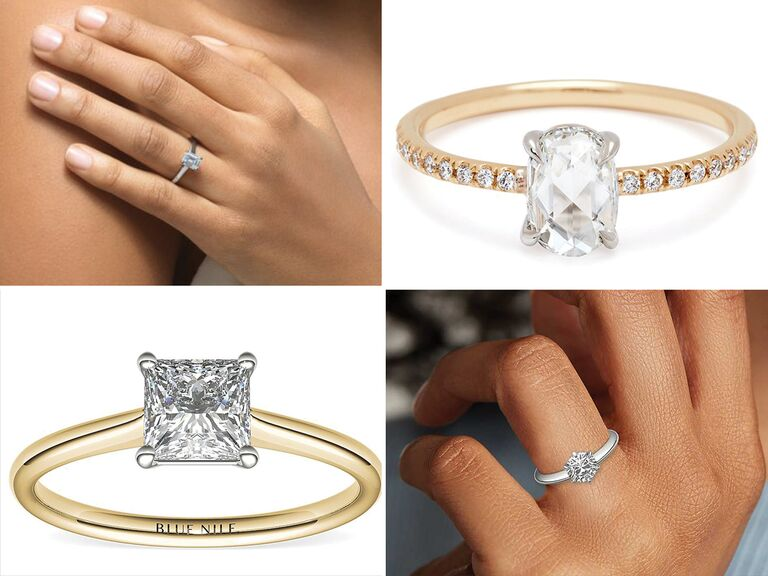 27 Classic Engagement Rings That Will Never Go Out Of Style