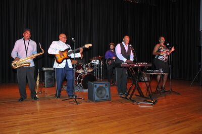 Lewis Anderson Band