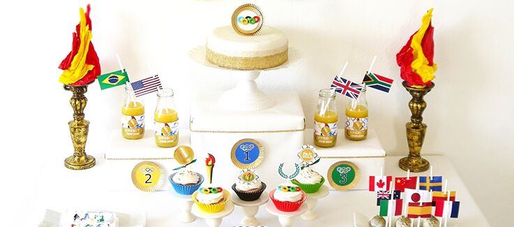 Summer Olympics Party