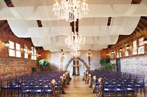 Sophisticated Reception at the Lodge Room at Deerpark