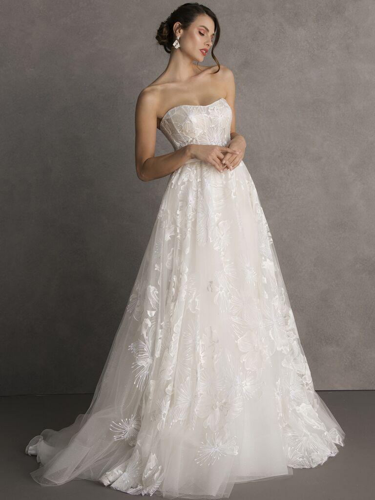 best service c0a5e 43cf9 Valentini Spose Spring 2020 Bridal Collection