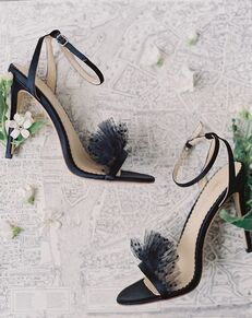 Bella Belle BRIDGET BLACK Black Shoe
