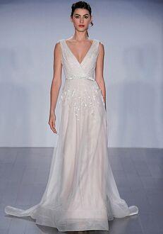 Jim Hjelm 8505 A-Line Wedding Dress