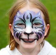 Duvall, WA Face Painting | LuLu's Face Painting