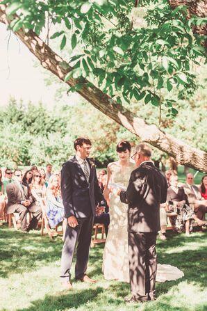 Backyard Vows