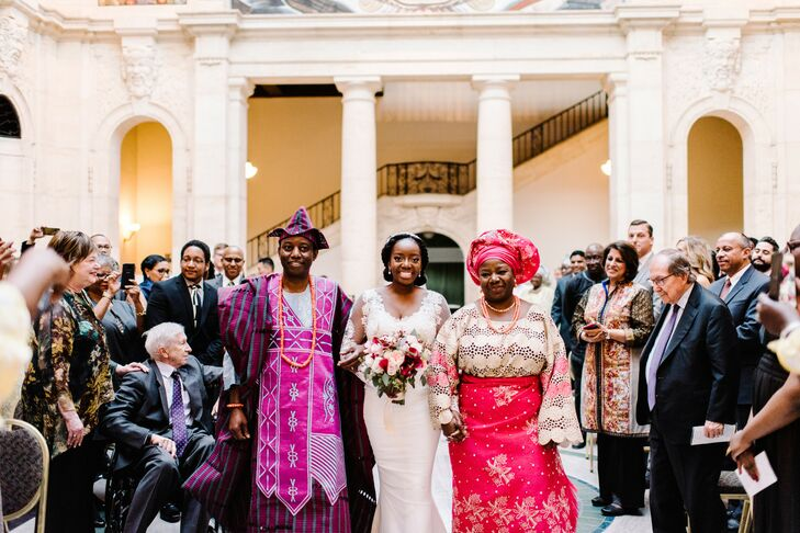Nigerian Processional at the Detroit Institute of Arts